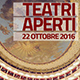 Il Teatro delle Muse aderisce all'iniziativa del MiBACT