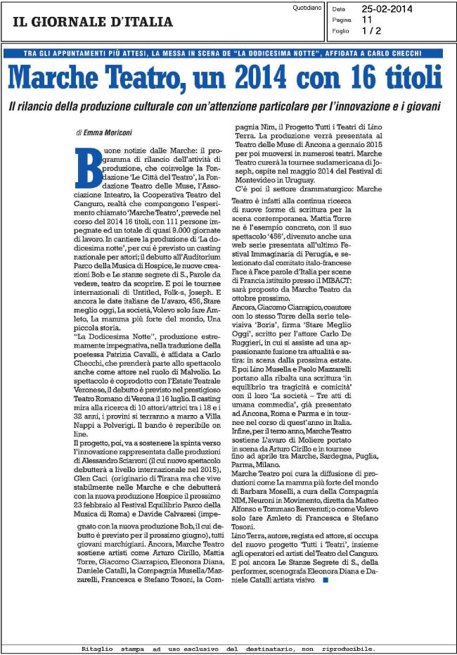2014.02.25-Marche-Teatro-un-2014-con-16-titoli---il-giornale-d'italia