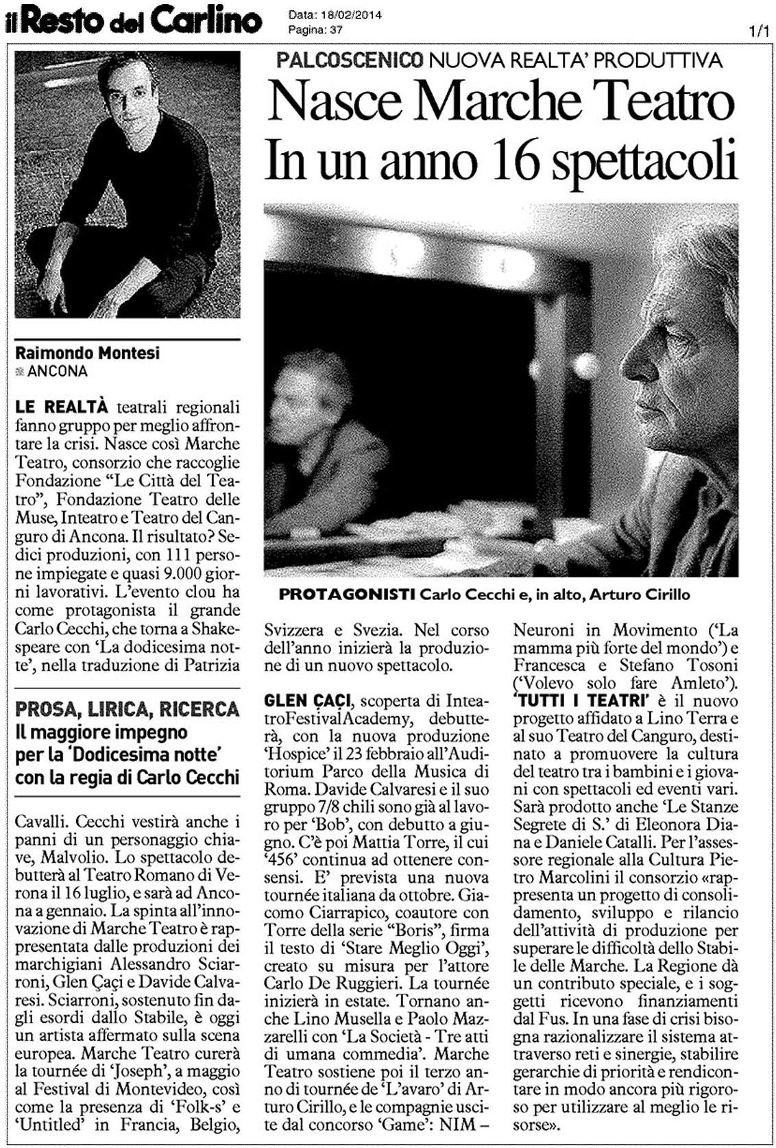 2014.02.18-nasce-marche-teatro-in-un-anno-16-spettacoli-il-resto-del-carlino