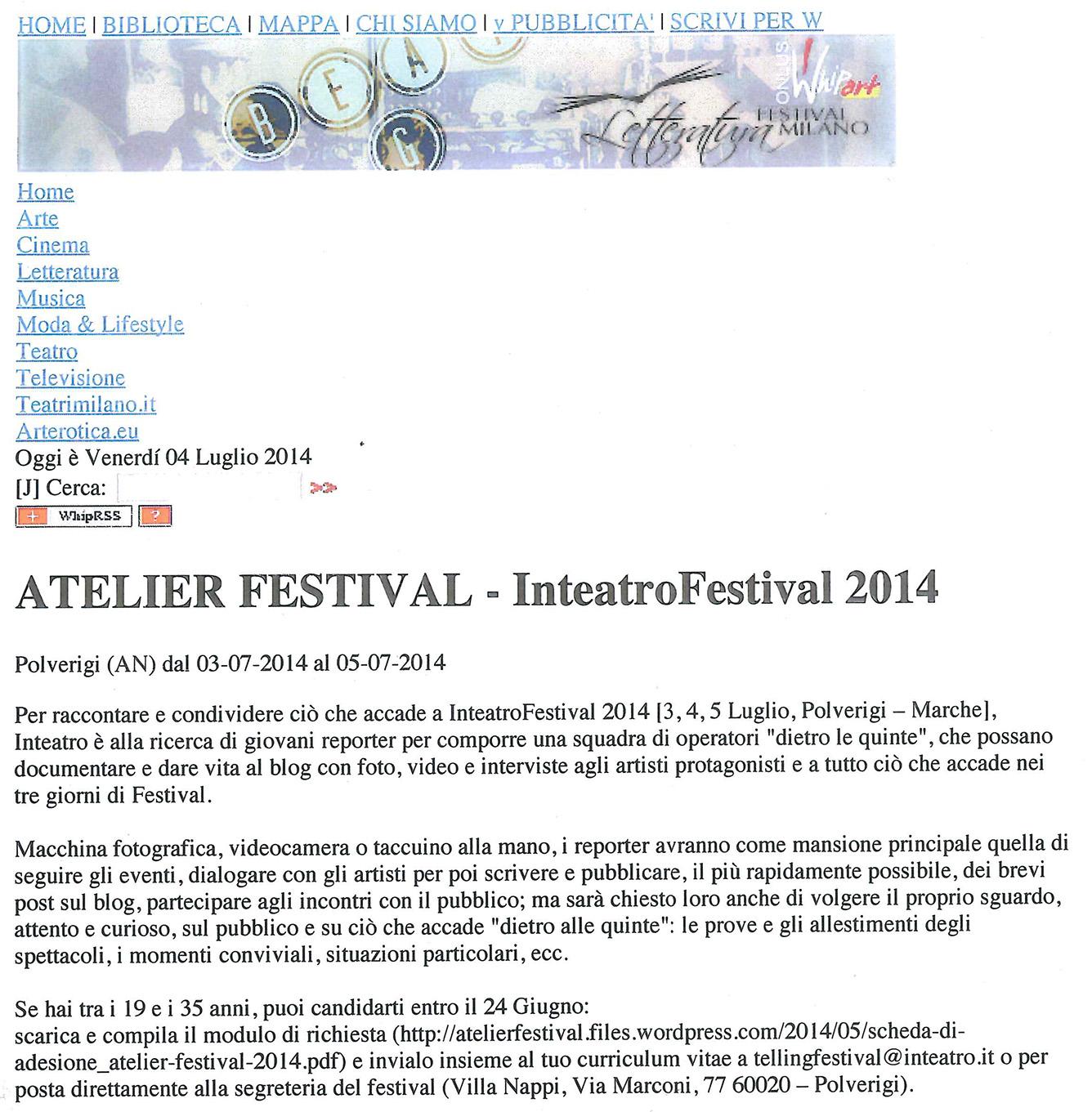 2014.07.02 Atelier Festival - whipart.it