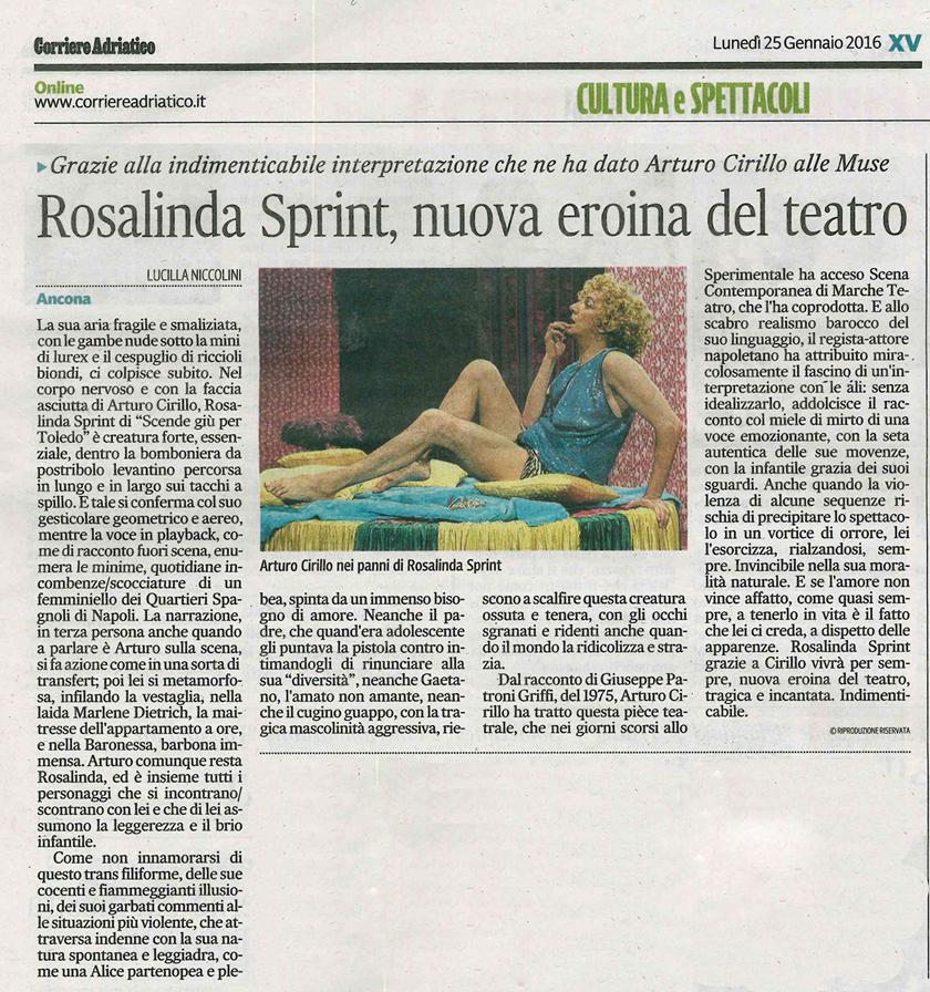 2016.01.25-Rosalinda-Sprint,-nuova-eroina-del-teatro---Corriere-Adriatico