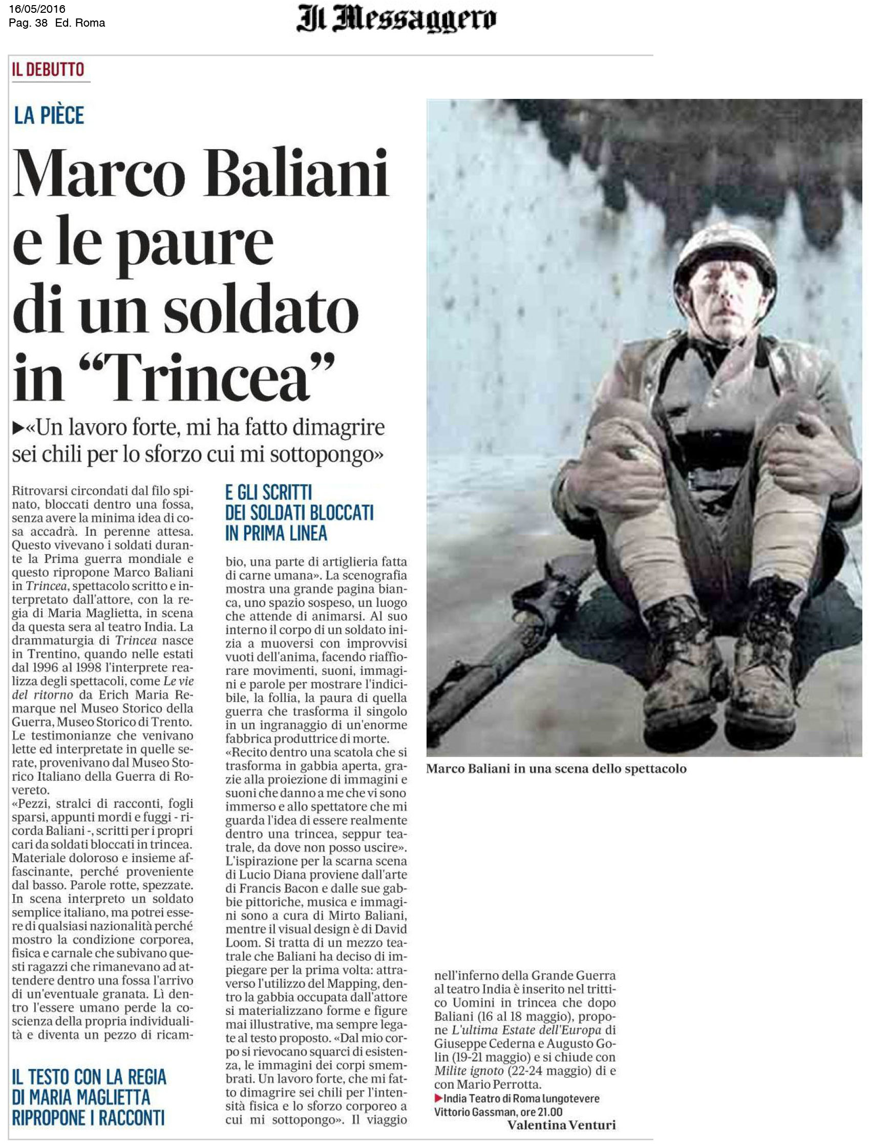 2016_05_16-il-messaggero_-marco-baliani-e-le-paure-di-un-soldato