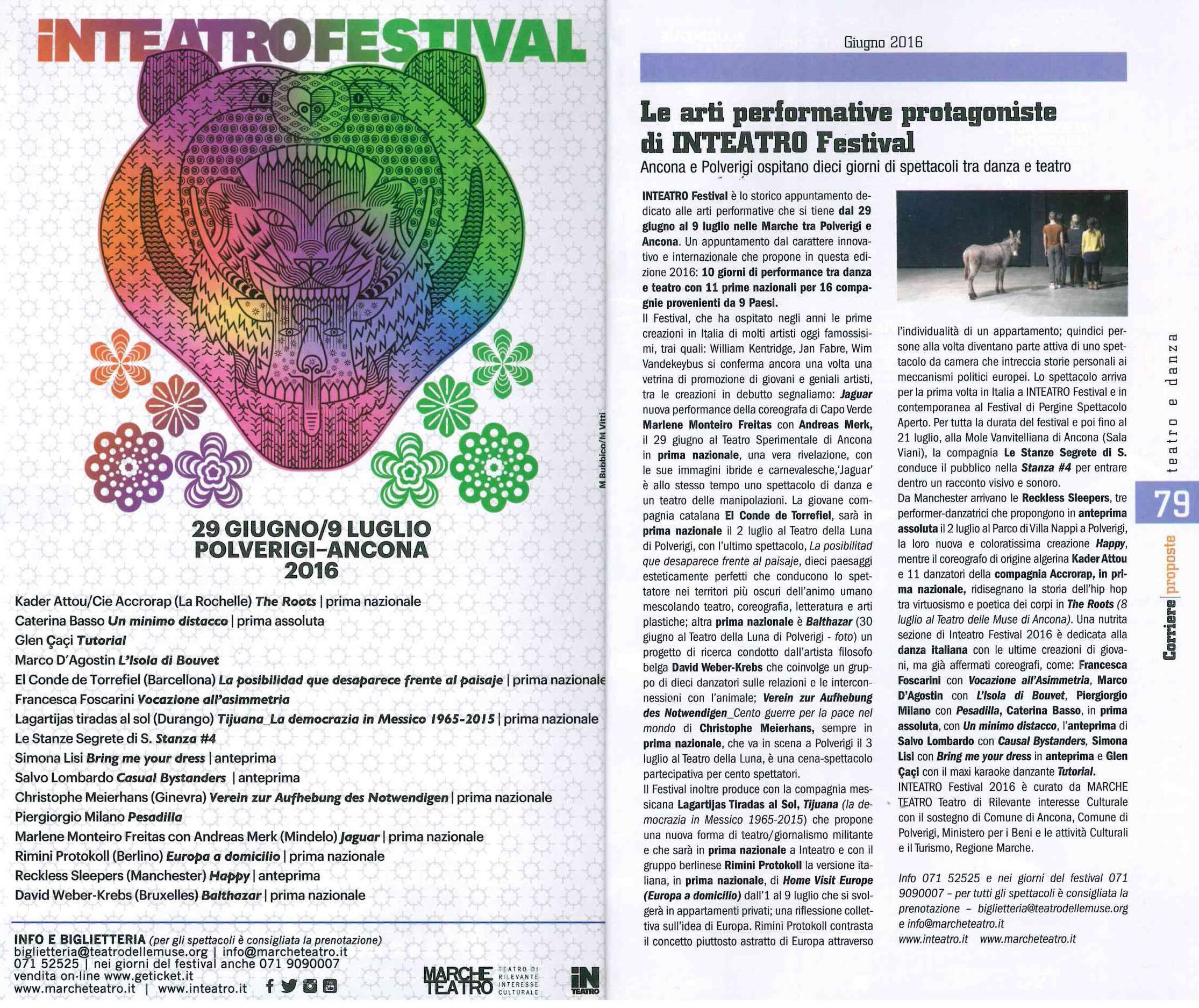 giugno2016_Le arti performative protagoniste di INTEATRO festival_corriere proposte